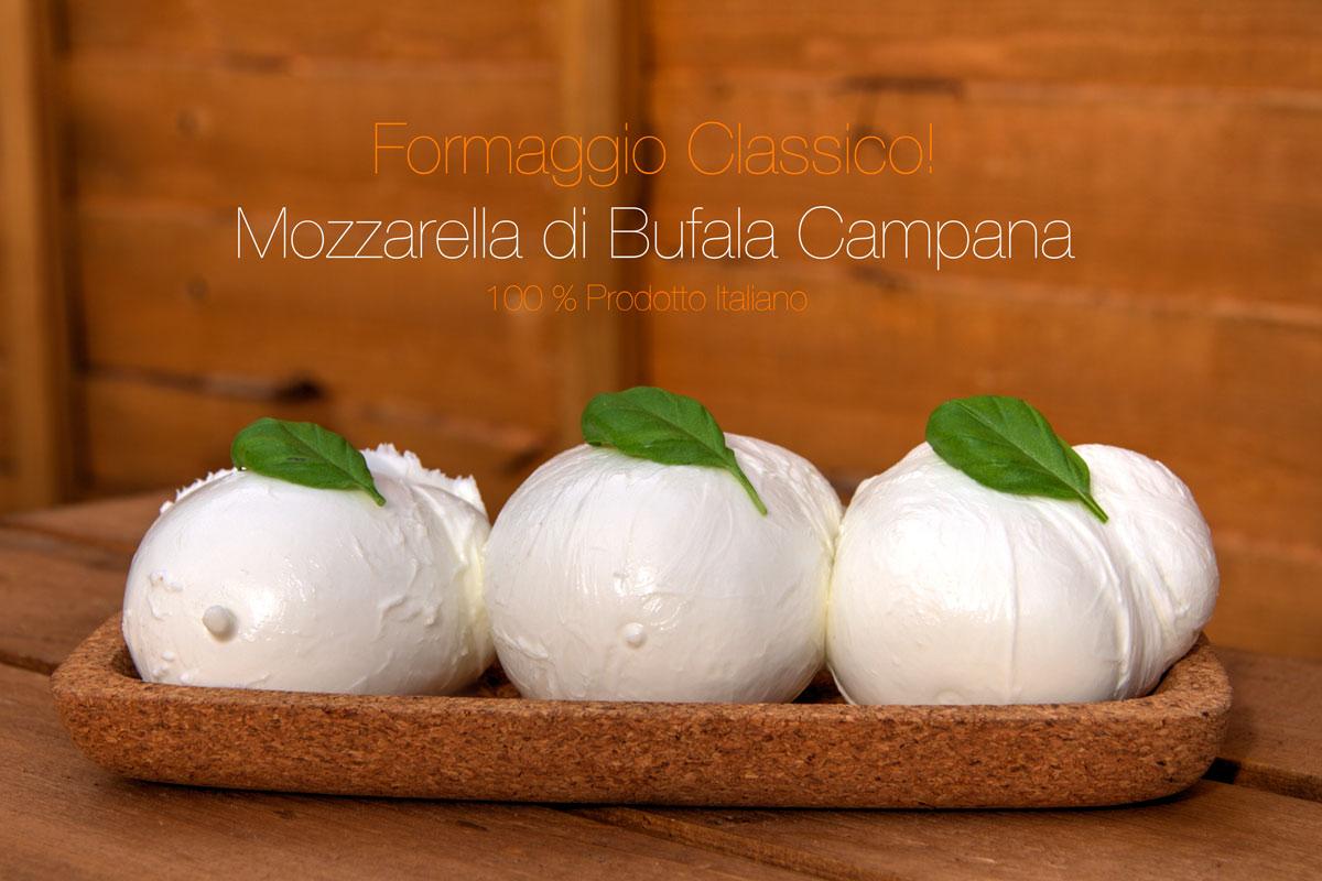 Italian Buffalo Mozzarella