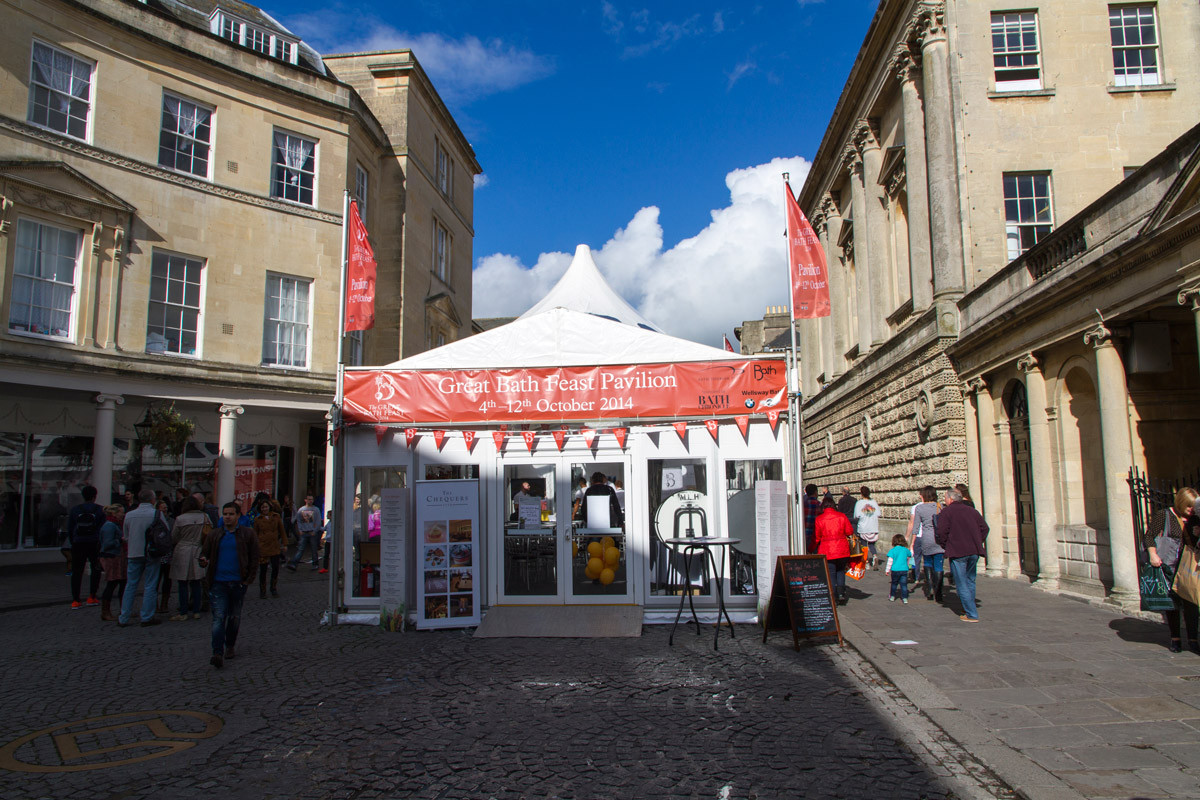 The Great Bath Feast 2014