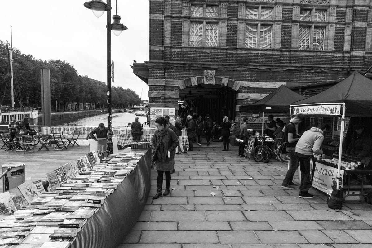 Bristol Harbourside Market