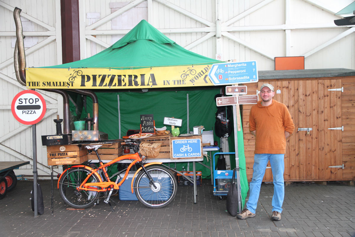 Upcoming Events Green Park Station Bath The Pizza Bike