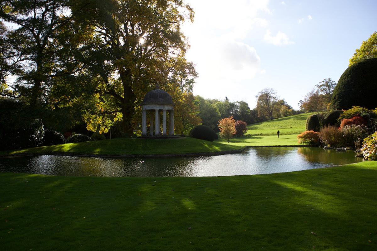 belcombe gardens
